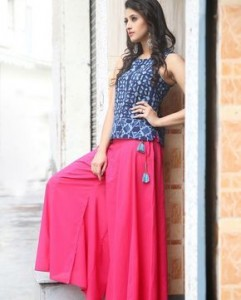 Styling palazzo for summers-