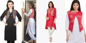 Waistcoat wardrobe essential for college going girls