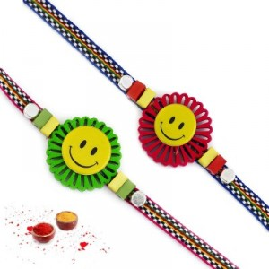 DIY Rakhi designs for kids
