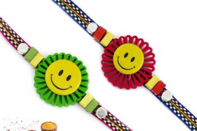 DIY Last Minute Rakhi Designs For Kids