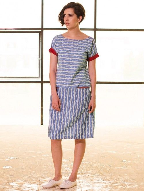 Handloom dresses