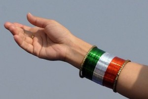 Independence day bangles