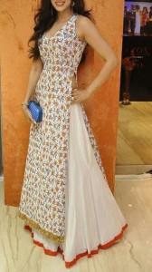 Kurta skirt for Rakhi