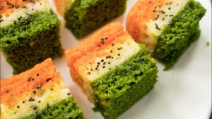 Tricolor Dhokla Independence day recipes