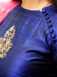 Neckline designs for kurta
