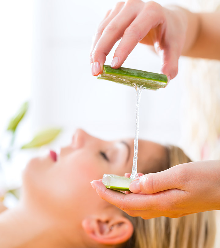 Aloe Vera for skin and beauty purposes