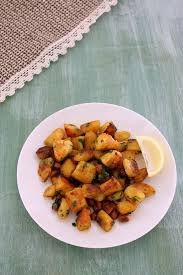 Aloo peanut chaat for navratri fasting recipes
