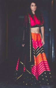 How to dress up for navratri