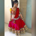 Dressing Up For Navratri