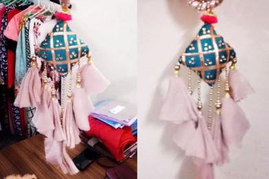 Tassel style for garments
