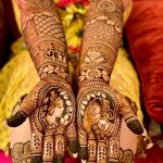 Unique Ways To Hide Partner's Name In Mehndi Designs