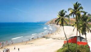 Goa honeymoon destination in India