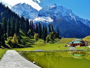 Kashmir Honeymoon destination in India