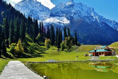 Kashmir Honeymoon destination in India