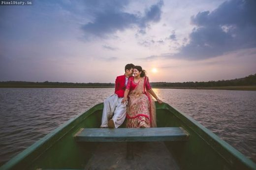 Kerala honeymoon destination in India