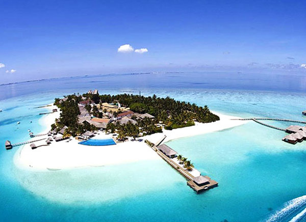 Lakshadweep Islands honeymoon destination in India