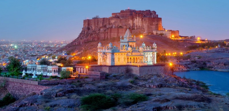 Rajasthan honeymoon destination in India