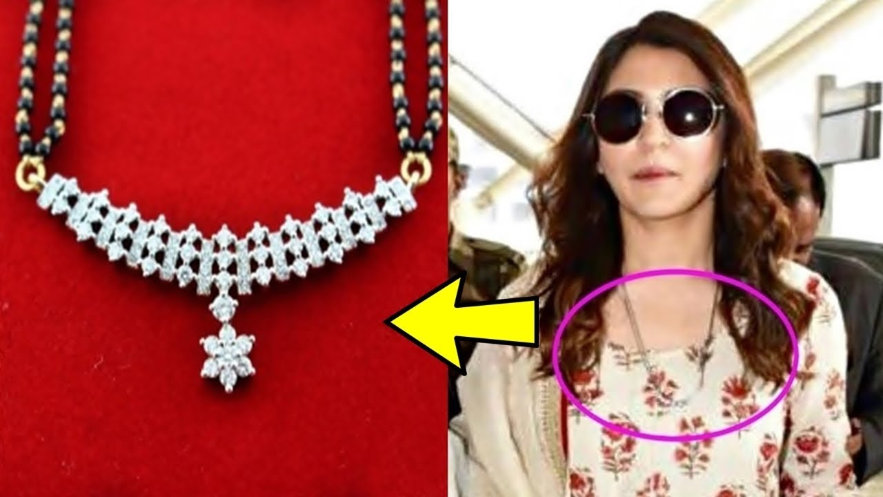 New Age Mangalsutra Designs Of Our Celebs - Fashion in ...