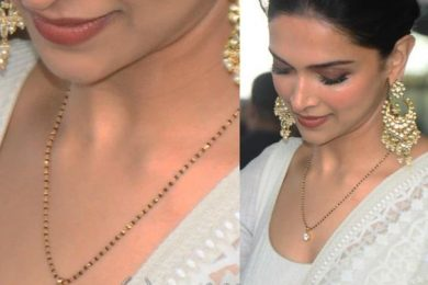 New Age Mangalsutra Designs Of Our Celebs