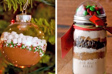 Last Minute Giftable Treats For Christmas Party