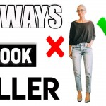 Fashion Tips For Petite Women To Look Taller