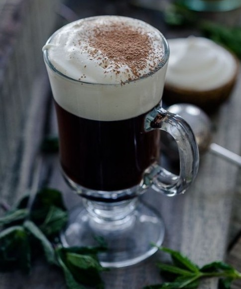 Irish Coffee for winters