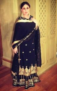 Kurta skirt for lohri