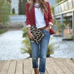 Style with animal print accessory
