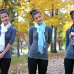 10 Ways To Tie A Scarf In Winters And Winter Scarf Styles
