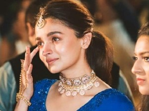Alia Bhatt at friend's wedding