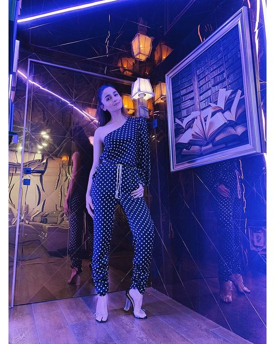 Alia Bhatt's New Vanity or the New Moving Home
