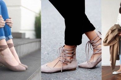Ballet flats footwear which every women should have
