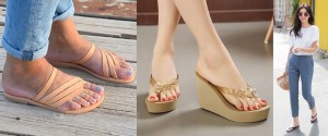Flip Flops footwear which every woman should have