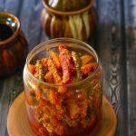 Lipsmacking Mooli Gajar Achaar