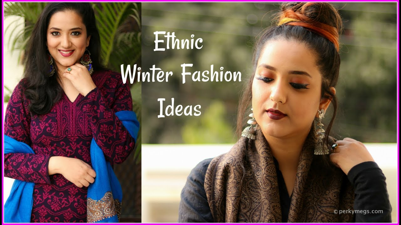Indian Winter fashion ideas