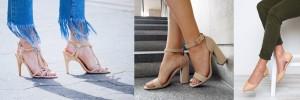 Nude footwear must have footwear styles