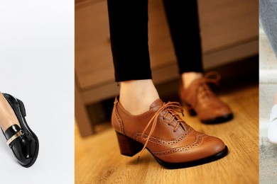Oxford shoes must have footwear styles