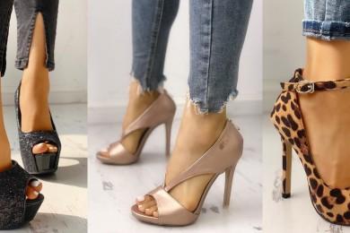 Peep toe must have footwear styles