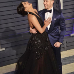 Priyanka Chopra And Nick Jonas At The Vanity Fair Oscar's After Party