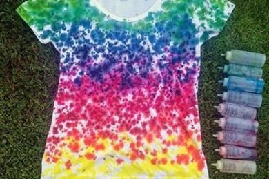 Simple Dyeing techniques