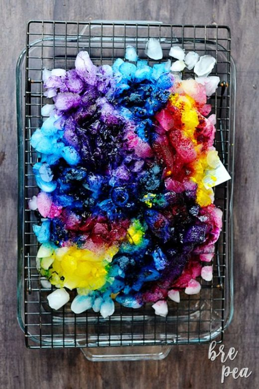 Simple Dyeing techniques