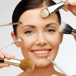 5 makeup brushes for beginner's