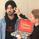 Diljit Dosanjh Becomes The First Turbaned Figure At Madame Tussaud's
