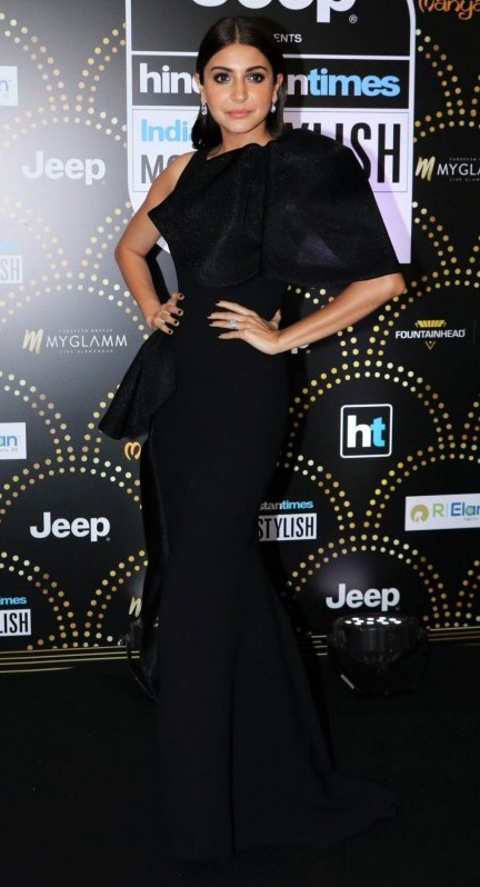 Anushka Sharma at HT India Most Stylish Awards 2019
