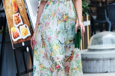 Maxi Dress Styles To Try This Summer