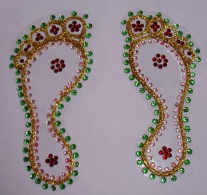 Rangoli design ideas for Navratr