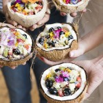 Serve Food In Coconut Shells For The Next House Party