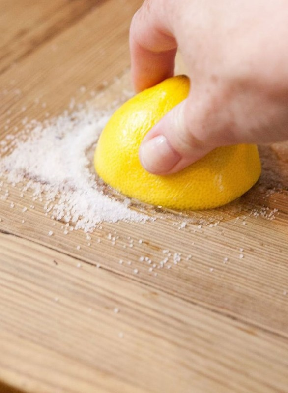 Unusual uses of lemon peels