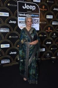 Waheeda Rehman at HT India Most Stylish Awards 2019