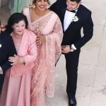 Desi Girl Priyanka Chopra's Ethnic Look At Brother In-Law Joe Jonas Wedding